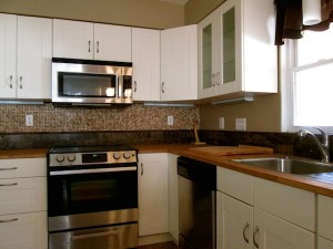 House for rent in Richmond Heights, Ohio kitchen