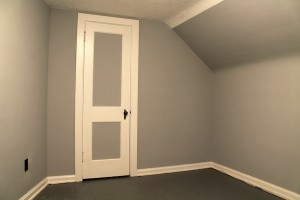 Third Floor - An area for extra space
