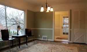 Second Floor - Living Area
