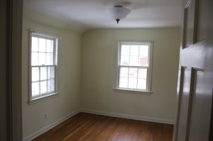 Cleveland Homes for Rent on Blanche, Cleveland Heights Ohio bedroom