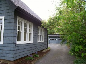 Homes for Rent on Chadbourne Road, Shaker Heights, Ohio - back