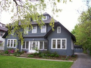Homes for Rent on Chadbourne Road, Shaker Heights, Ohio - Front