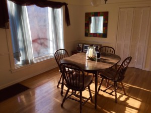 Second Floor - Dining Room