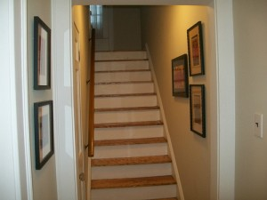 House for Rent in Cleveland, Elsmere Colonial Stairwayirw