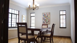 Homes for Rent Cleveland Ohio on Glynn Road dining room