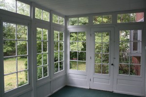 House for Rent in Cleveland on Hollister Rd sun room