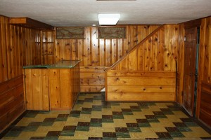 House for Rent in Cleveland on Hollister Rd basement