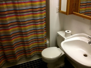 Homes for Rent Cleveland Heights Ohio on Kirkwood Rd bathroom
