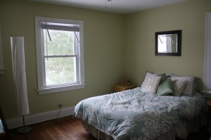 Homes for Rent Cleveland Heights, Ohio on Kingston Rd bedroom