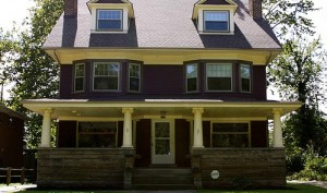 Homes for Rent Cleveland Ohio on Lake Avenue front