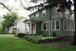 Cleveland Heights Homes for Rent on Maple Rd front