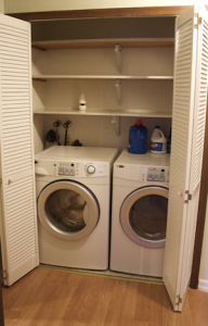 Homes for Rent Cleveland Ohio on Mayfield Rd laundry room