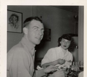 mom and dad '52