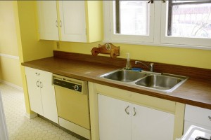 First Floor - Kitchen, appliances included