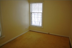 First Floor - Bedroom or Office Space
