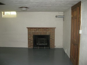 Homes for Rent Cleveland Heights, Ohio on Westover Rd basement