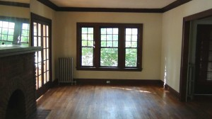 Homes for Rent Cleveland on Meadowbrook Living Room