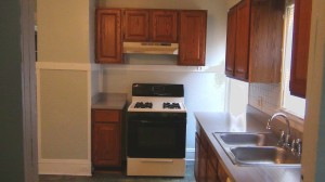 Homes for Rent Cleveland on Meadowbrook Kitchen Stove