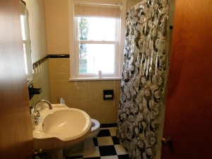 House for rent in Richmond Heights, Ohio bathroom