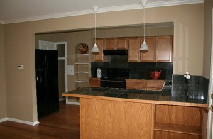 House for Rent in Cleveland Heights, Forest Hill kitchen