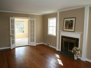 House for Rent in Cleveland Heights, Forest Hill living room