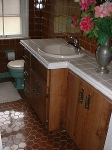 Homes for Rent Cleveland Heights Ohio, Forest Hill bathroom
