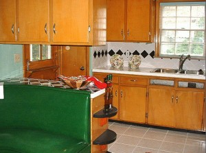Homes for Rent Cleveland Heights Ohio, Forest Hill kitchen