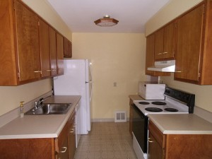 Homes for Rent Cleveland Ohio on Fenley Rd kitchen
