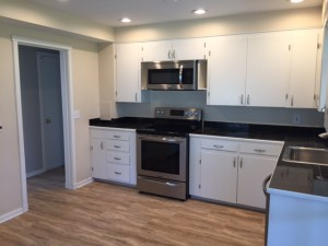 Cleveland Homes for Rent on Blanche kitchen