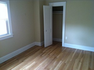 Homes for Rent Cleveland Ohio on Lake Avenue closet