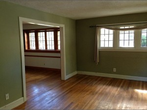 Homes for Rent Cleveland Ohio on Quilliams Rd dining room