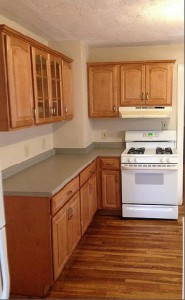 Homes for Rent Cleveland Ohio on Quilliams Rd kitchen