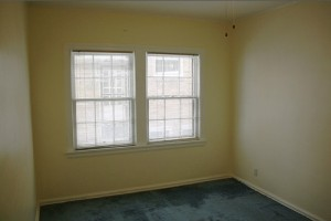 First Floor - Bedroom or Office