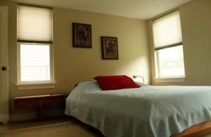 Cleveland Homes for Rent in Tremont bedroom