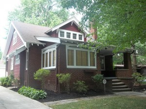 House for Rent in Cleveland on Westminster Rd front