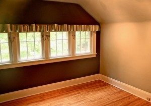 House for Rent in Cleveland on Westminster Rd living room