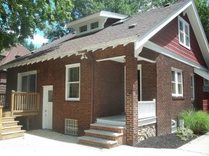 House for Rent in Cleveland on Westminster Rd back